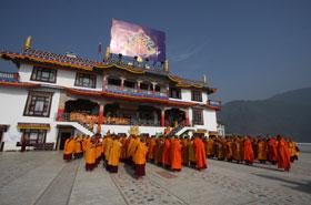 The Gyalwang Drukpa Druk Sangag Choeling